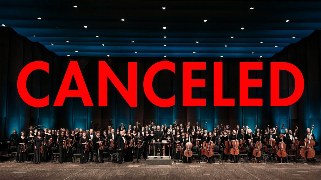 Siberian State Symphony Orchestra (canceled)