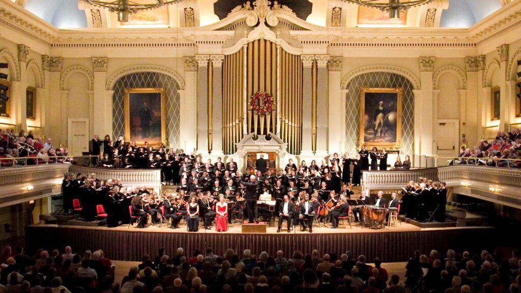 The Worcester Chorus | Handel Messiah