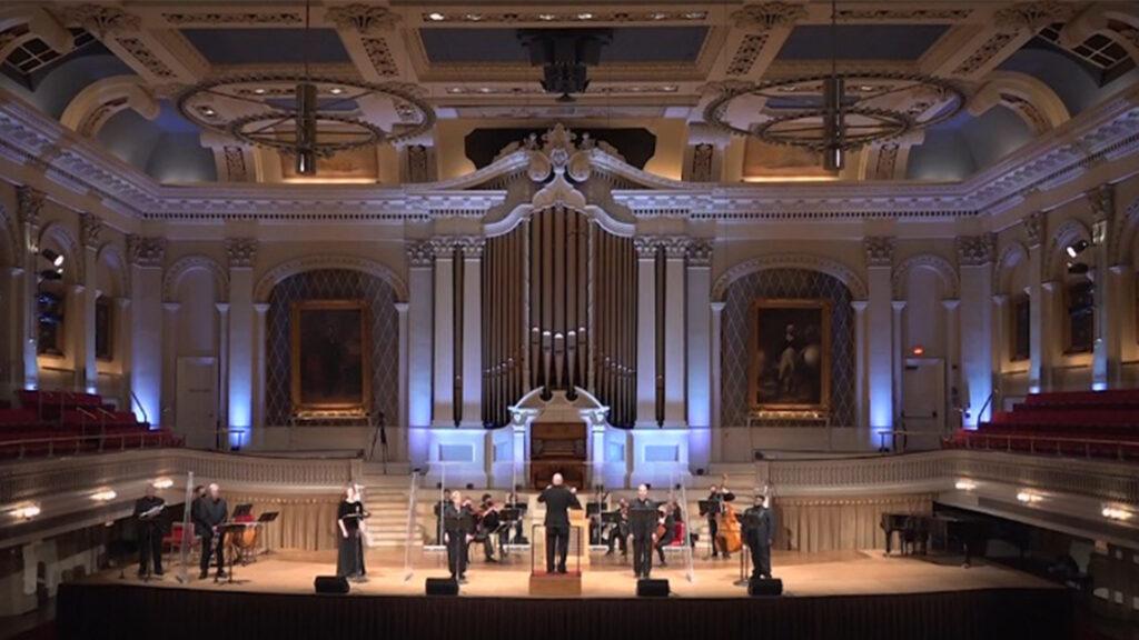 Mozart Requiem | The Worcester Chorus, CONCORA, & Masterwork Chorus