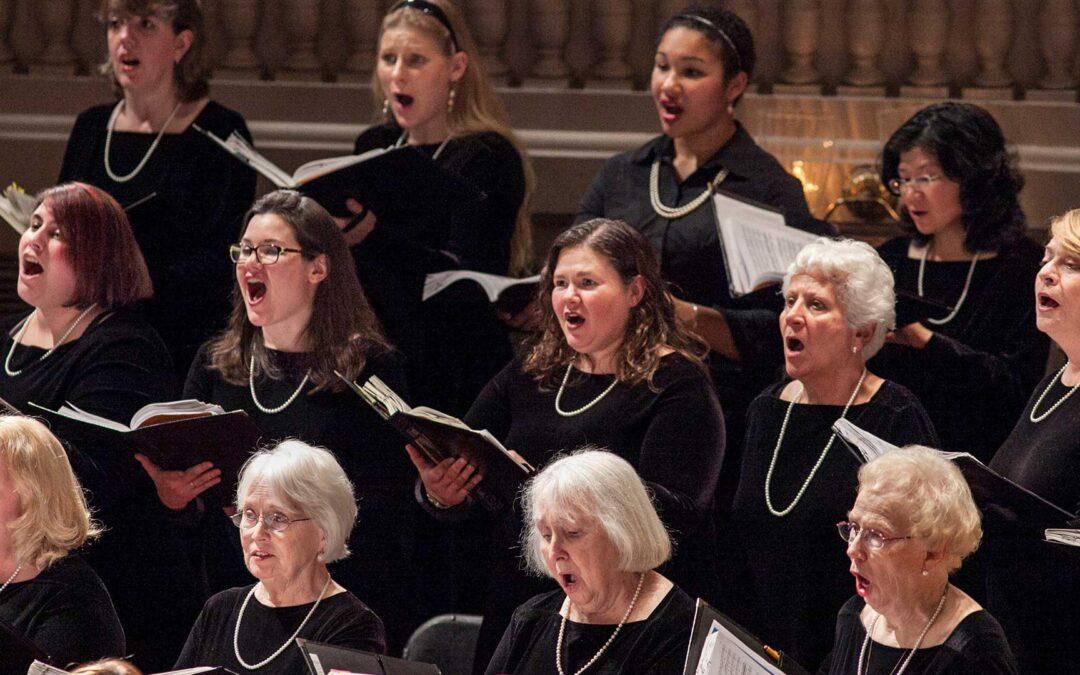 Worcester Chorus Women's Ensemble